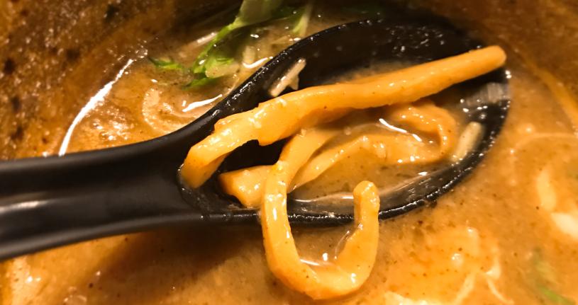 つけ麺えん寺のメンマ