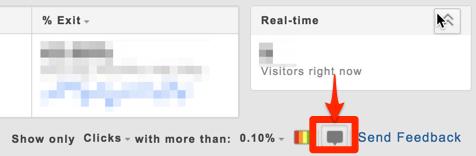 PageAnalyticsでクリック率の表示を変更する