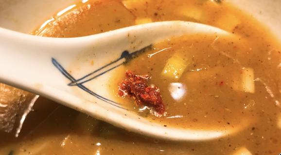 麺屋武蔵二天のオニオン